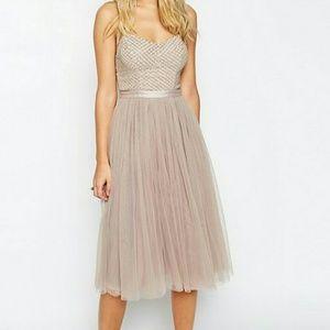 Coppelia ballet dress.